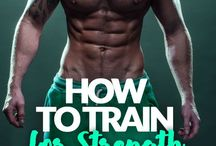 How to train for strength