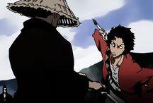 Anime / rad anime's I've watched.