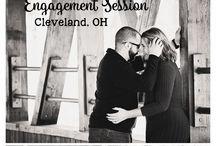 Cleveland Engagement Photography