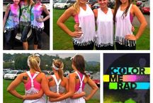 Color Run / Shine Tour 2015!!! / by Krystal Edell