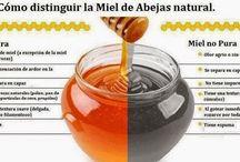 miel verdadera
