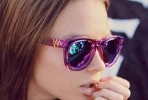 Ochelari de soare Wildfox  / Colectia de ochelari de soare 2013