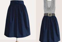 Clothing / by Lauren Vance