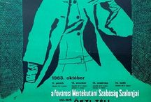 Vintage Hungarian advertisements