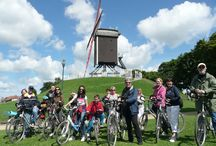 Bruges - Belgium Beer, Chocolate and Bicycles / Discover Bruges by bike and see all highlights in 3 hours.
