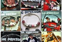 Bracelets One Direction / My creations