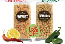 DEALS, EVENTS, COUPONS and DISCOUNTS on Yurosek Farms Pistachios / Check here for occasional #deals, discount codes and #coupons for Yurosek Farms Pistachios