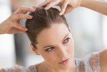 Wedding Hairstyle - Oily Scalp