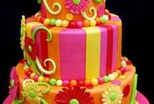 Great Cake Ideas / by Erin Howard