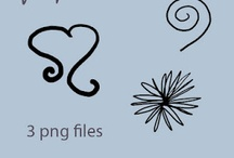 Free digital scrapbooking and graphics