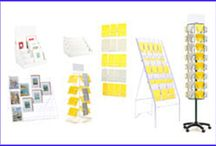 Display Inspiration (existing displays) / display stands we've seen that we like the look of