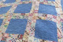 Quilts - Vintage & Antique