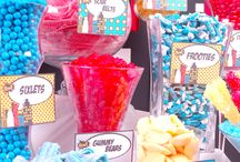 Superhero Candy Buffet / by Candy Galaxy