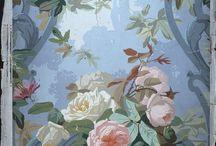 wallpaper And fabrics