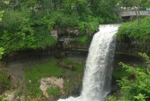 Minnehaha Falls / Pictures I have taken of Minnehaha Falls