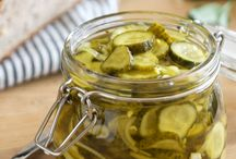 Pickles and Canning / by Sandy Vincent