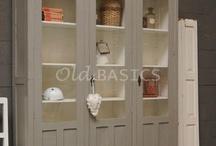 Brocante en landelijke meubels ideeën