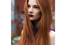 Perfect red hair for me / Searching for perfection for me