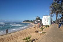 Surf Contest / A story of The North Shore of Oahu