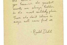 Roald Dahl→