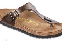 Birkenstock Gizeh / The stylish thong sandal from Birkenstock.