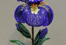Flower: Beads