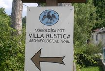 All About Mošnje / The village of Mošnje has lots of sights of interest - Vila Podvin, the Village Museum, the Vila Rustica Archeological Site, the Village Trail and more.