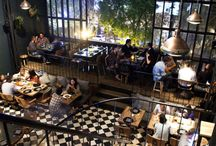 Bares restaurantes lugares DF