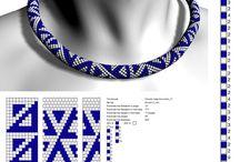 Koraliki - Paciorkowe wzory /  Bead Patterns