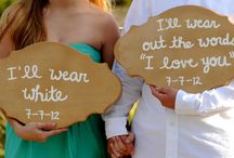 Wedding Ideas / by Tricia Vasquez