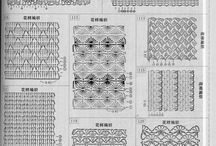 crocheted designs
