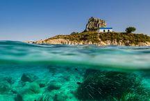 Kos Adası / 12 Yunan Adaları içinde en büyük ikinci ada olan Kos Adası Türkiye'ye en yakın olanıdır.