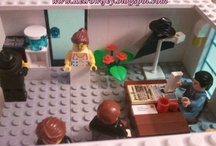 Lego Creations from the Kids
