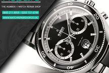 Rado Watch Repair Services