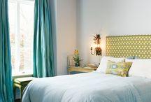 Bedrooms / by Rachel