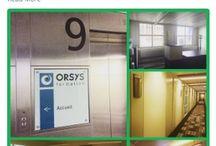QVT / Espaces de travail, locaux Découvrez nos offres d'emploi : http://www.orsys.fr/?mode=recrutement