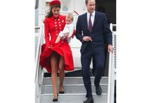 Kate, Will and baby George in NZ - Royals / The photos of the Princess and Prince as they tour New Zealand in April 2014