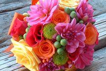 Flores y bisuteria