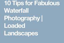 Landscape Photography (waterfall)