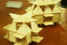 Architecture Models / Maquetas de Arquitectura
