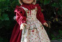 красивые современные куклы