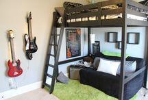 Freddie's room