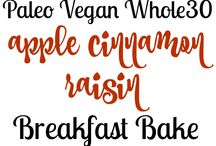 Gluten Free Breakfast Recipes / Breakfast, the most Important Meal of the day! Look here for Gluten Free Breakfast Recipes.....Casseroles, Muffins,Pancakes, Bars and Bread. Quick Make Ahead Tasty Breakfast Ideas