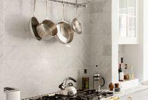 Beyaz mutfaklar