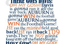 War Eagle!!! / by Katie Kingston