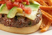Ground Beef Recipes / Try our recipes made with ground beef that are not only delicious, but easy to prepare. / by ReadySetEat