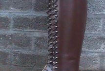 derby riding boots