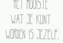 Tekst niet handwriting