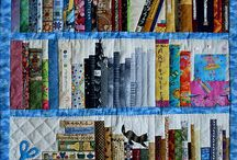 Quilts---Bookcase / by Sue Dodge
