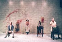 Staging / Stage and scenic design